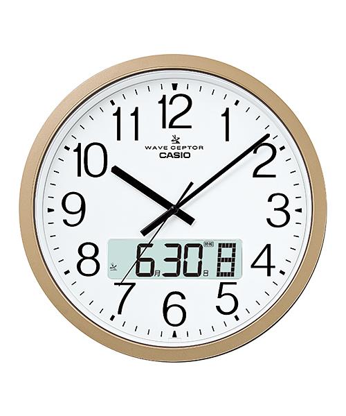 CASIO カシオ 大型電波掛け時計 IC-4100J-9JF