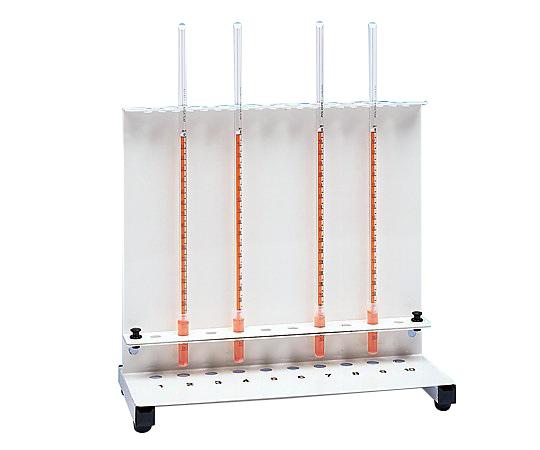 血沈測定器 血沈DLスタンド(10本立) 1013