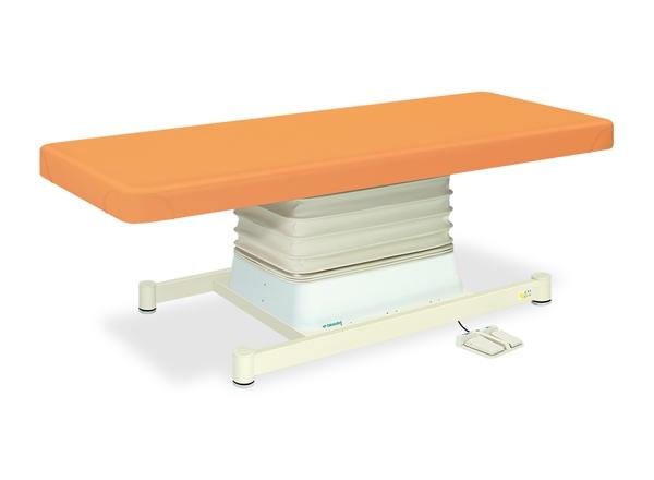 【法人限定販売】高田ベッド 18色のカラーとサイズが選べるマッサージベッド  垂直電動Sタイプ TB-491  病院/クリニック【代引不可】