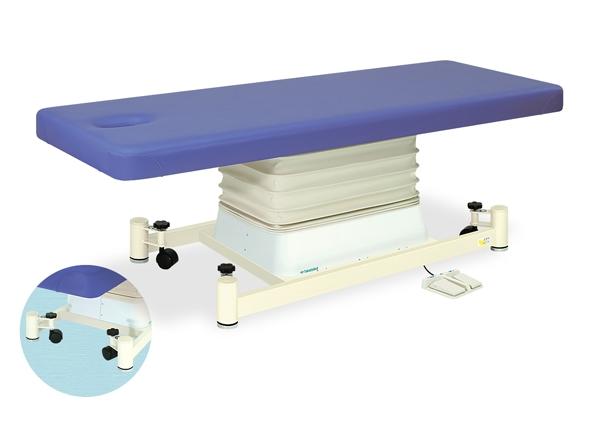 【送料無料/代引き不可】高田ベッド 18色のカラーとサイズが選べるマッサージベッド  有孔垂直電動SCタイプ TB-728U  病院/クリニック