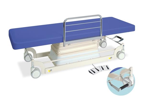 【法人限定販売】高田ベッド 18色のカラーとサイズが選べるマッサージベッド  垂直電動EWタイプ TB-1143  病院/クリニック【代引不可】