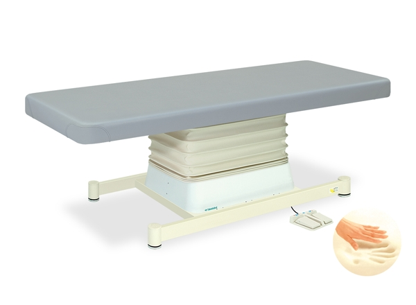 【送料無料/代引き不可】高田ベッド 18色のカラーとサイズが選べるマッサージベッド  垂直電動SLタイプ TB-511  病院/クリニック