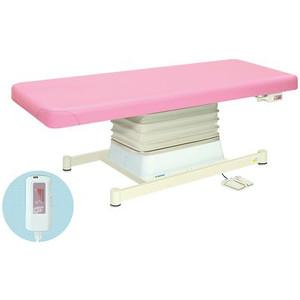 【送料無料/代引き不可】高田ベッド 18色のカラーとサイズが選べるマッサージベッド  垂直電動SHタイプ TB-546  病院/クリニック