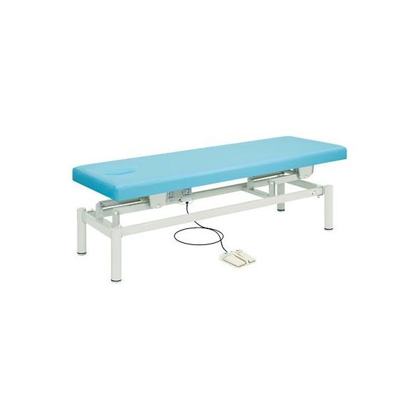 【送料無料/代引き不可】高田ベッド 18色のカラーとサイズが選べるマッサージベッド  有孔電動ハイローベッド TB-912U  病院/クリニック