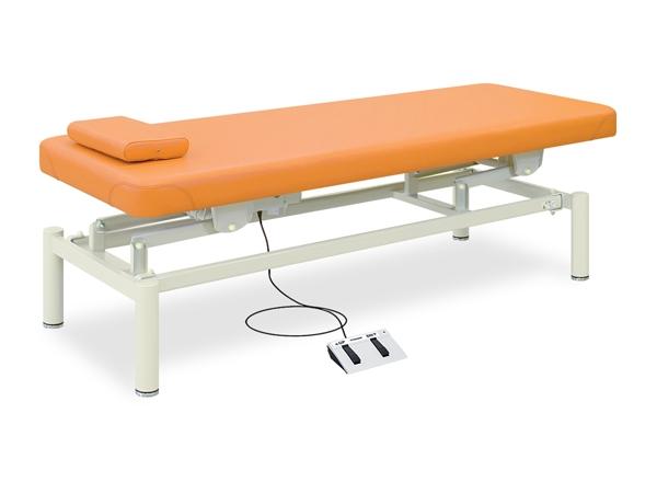 【法人限定販売】高田ベッド 18色のカラーとサイズが選べるマッサージベッド  電動フットワークベッド TB-1098  病院/クリニック【代引不可】