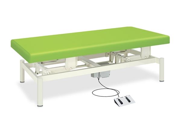 【送料無料/代引き不可】高田ベッド 18色のカラーとサイズが選べるマッサージベッド  電動ワイドベッド TB-1022  病院/クリニック