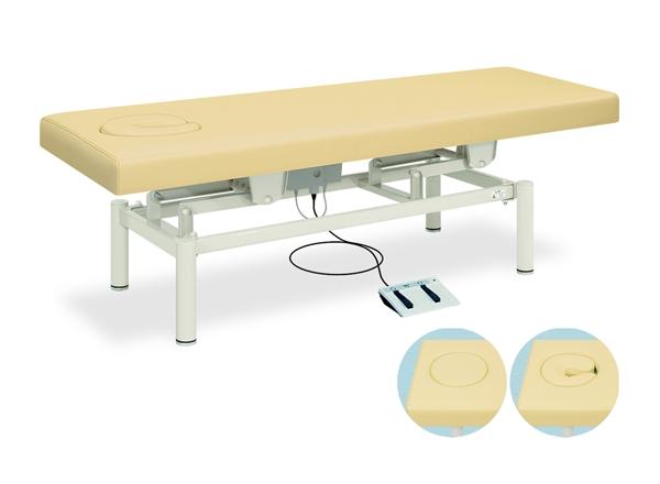 【法人限定販売】高田ベッド 18色のカラーとサイズが選べるマッサージベッド  イオ TB-460  病院/クリニック【代引不可】