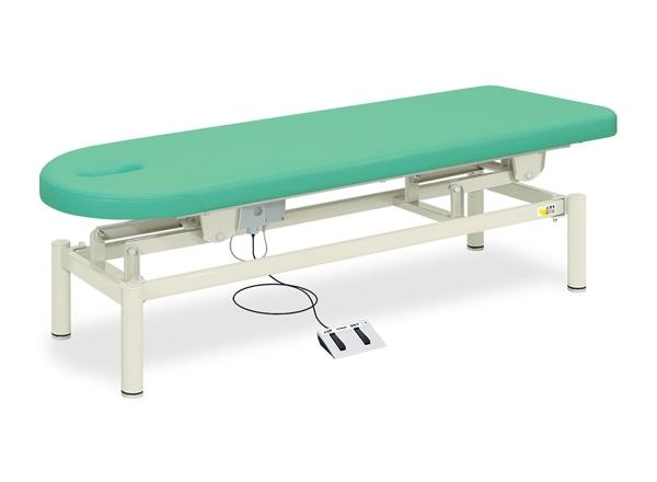 【送料無料/代引き不可】高田ベッド 18色のカラーとサイズが選べるマッサージベッド  有孔電動スマイル TB-112U  病院/クリニック