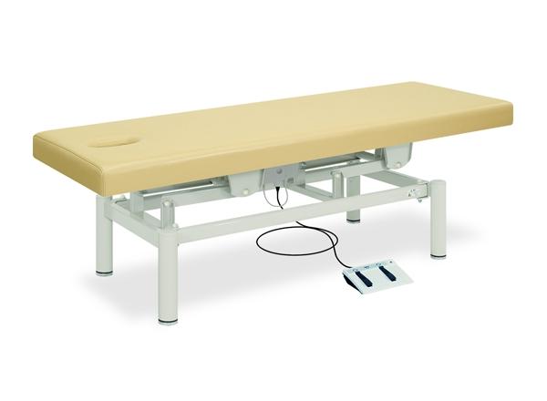 【送料無料/代引き不可】高田ベッド 18色のカラーとサイズが選べるマッサージベッド  有孔コンパクト電動 TB-604U  病院/クリニック