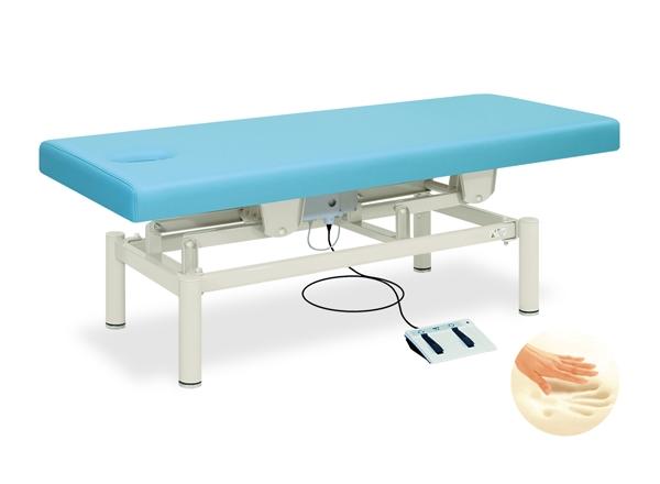 【送料無料/代引き不可】高田ベッド 18色のカラーとサイズが選べるマッサージベッド  有孔サラ TB-373U  病院/クリニック