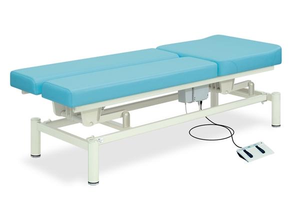 【送料無料/代引き不可】高田ベッド 18色のカラーとサイズが選べるマッサージベッド  電動アクチハイローベッド TB-948  病院/クリニック