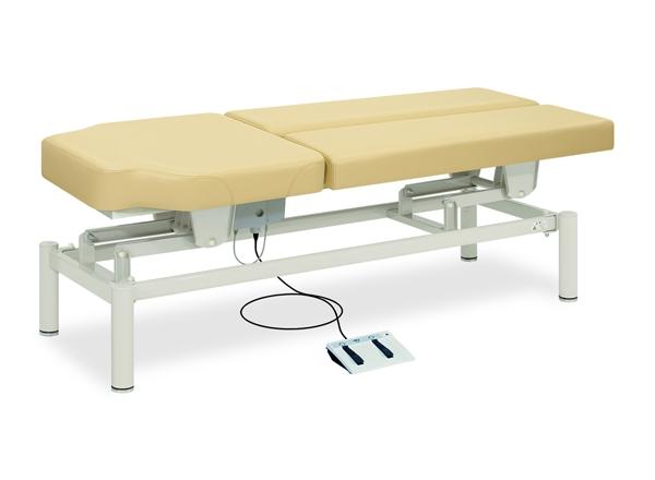 【送料無料/代引き不可】高田ベッド 18色のカラーとサイズが選べるマッサージベッド  電動アクチ-2 TB-155  病院/クリニック