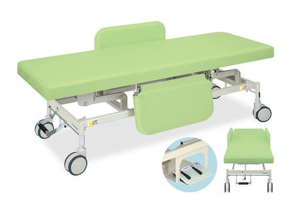 【送料無料/代引き不可】高田ベッド 18色のカラーとサイズが選べるマッサージベッド  電動Gカイザー TB-1125  病院/クリニック