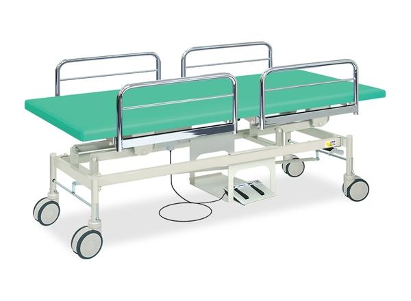 【送料無料/代引き不可】高田ベッド 18色のカラーとサイズが選べるマッサージベッド  電動4Sカイザー TB-1130  病院/クリニック