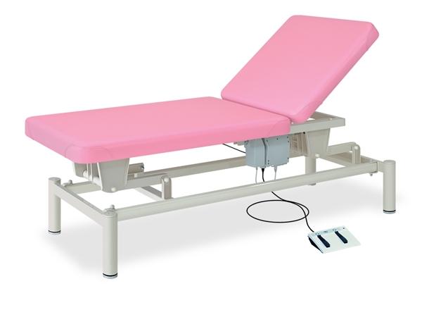 【法人限定販売】高田ベッド 18色のカラーとサイズが選べるマッサージベッド  電動リクライト TB-479  病院/クリニック【代引不可】