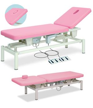 【送料無料/代引き不可】高田ベッド 18色のカラーとサイズが選べるマッサージベッド  スパーク TB-261  病院/クリニック