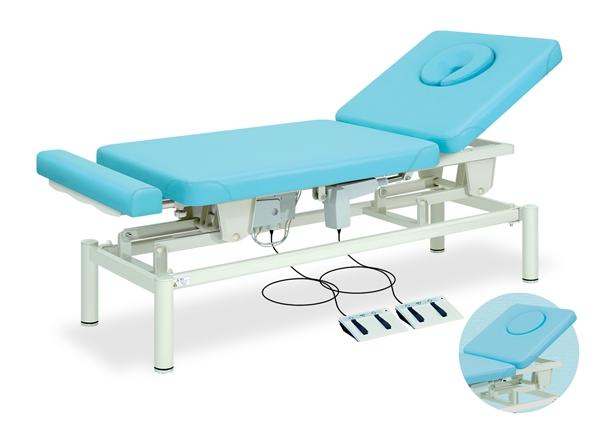 【送料無料/代引き不可】高田ベッド 18色のカラーとサイズが選べるマッサージベッド  ベレス TB-345  病院/クリニック