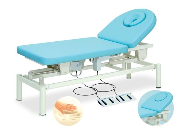 【送料無料/代引き不可】高田ベッド 18色のカラーとサイズが選べるマッサージベッド  セレナ TB-409  病院/クリニック