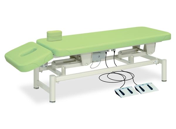 【送料無料/代引き不可】高田ベッド 18色のカラーとサイズが選べるマッサージベッド  さくら-DX TB-307  病院/クリニック