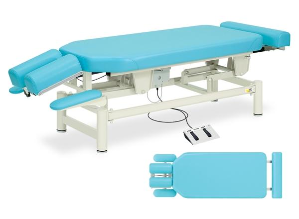 【送料無料/代引き不可】高田ベッド 18色のカラーとサイズが選べるマッサージベッド  カルティ  TB-174  病院/クリニック