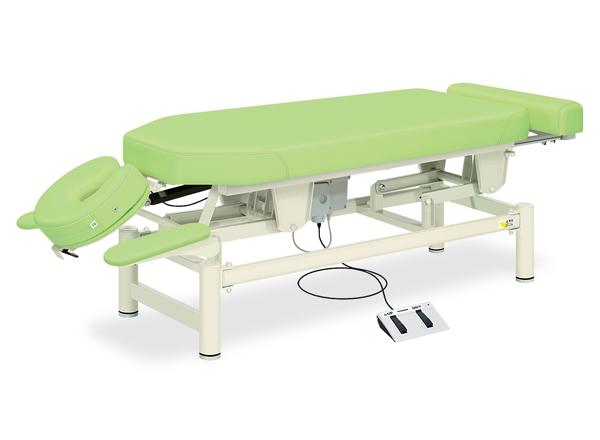 【送料無料/代引き不可】高田ベッド 18色のカラーとサイズが選べるマッサージベッド  ゼウスHS  TB-989 病院/クリニック