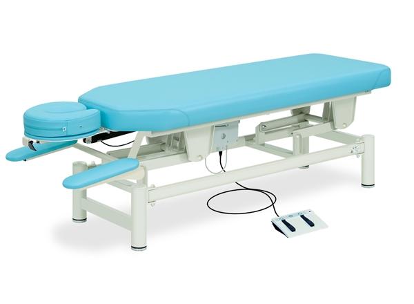 【送料無料/代引き不可】高田ベッド 18色のカラーとサイズが選べるマッサージベッド  パイオニア-5型  TB-144  病院/クリニック