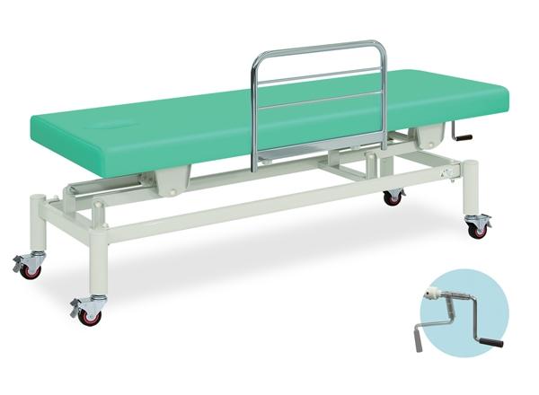 【個人宅配送・代引き不可】高田ベッド 18色のカラーとサイズが選べるマッサージベッド  有孔ひらり  TB-148U  病院/クリニック