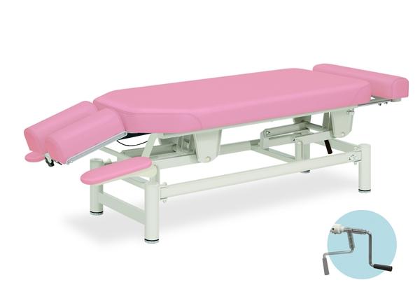 【個人宅配送・代引き不可】高田ベッド 18色のカラーとサイズが選べるマッサージベッド  ヘルシオ  TB-1505  病院/クリニック