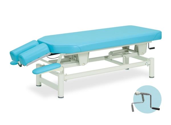 【法人限定販売】高田ベッド 18色のカラーとサイズが選べるマッサージベッド  フォーカス  TB-1506  病院/クリニック【代引不可】