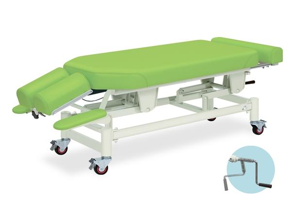 【送料無料/代引き不可】高田ベッド 18色のカラーとサイズが選べるマッサージベッド  アザレア  TB-364  病院/クリニック