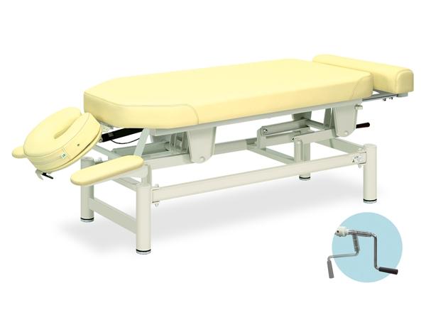 【法人限定販売】高田ベッド 18色のカラーとサイズが選べるマッサージベッド  シーサ  TB-465  病院/クリニック【代引不可】