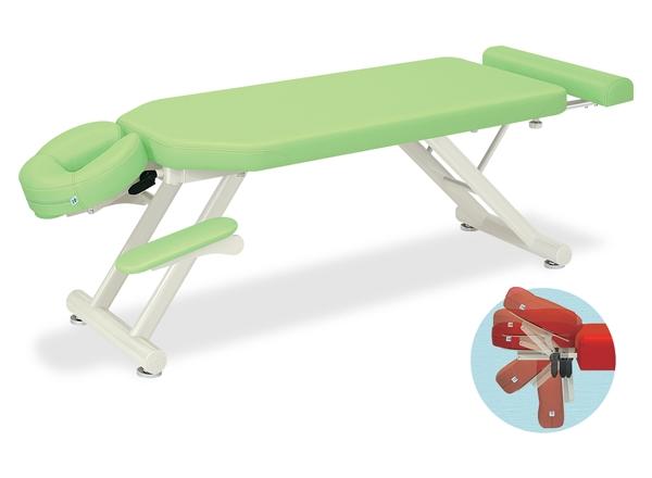 【送料無料/代引き不可】高田ベッド 18色のカラーとサイズが選べるマッサージベッド  SDスリム  TB-1053  病院/クリニック