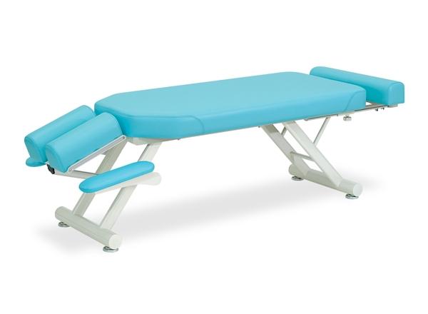 【法人限定販売】高田ベッド 18色のカラーとサイズが選べるマッサージベッド  スリムベッド  TB-916  病院/クリニック【代引不可】