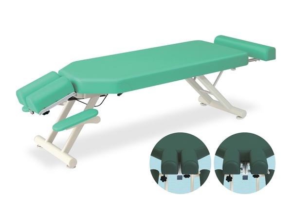 【法人限定販売】高田ベッド 18色のカラーとサイズが選べるマッサージベッド  スリマーベッド  TB-1095  病院/クリニック【代引不可】