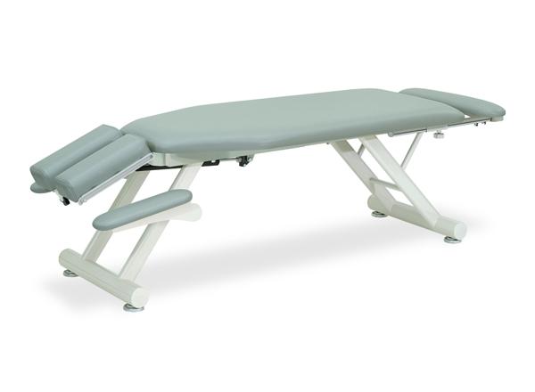 【送料無料/代引き不可】高田ベッド 18色のカラーとサイズが選べるマッサージベッド  GSステーショナリーテーブル  TB-953  病院/クリニック