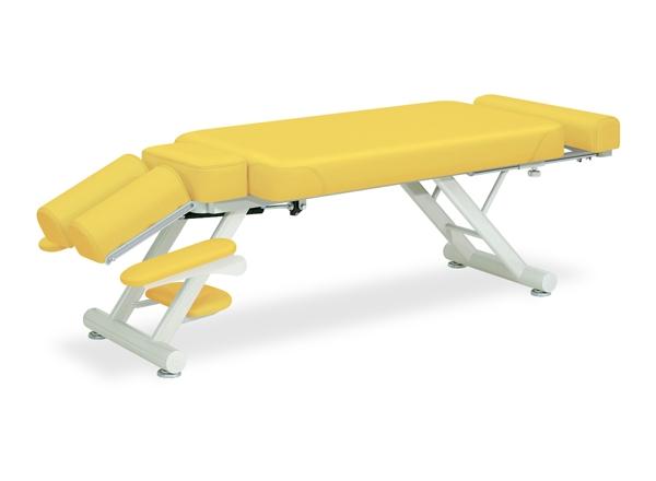 【個人宅配送・代引き不可高田ベッド 18色のカラーとサイズが選べるマッサージベッド  スリムベッド-8型  TB-956  病院/クリニック