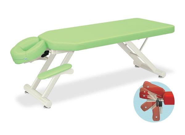 【個人宅配送不可/代引き不可】高田ベッド 18色のカラーとサイズが選べるマッサージベッド  SDイージー  TB-1055  病院/クリニック