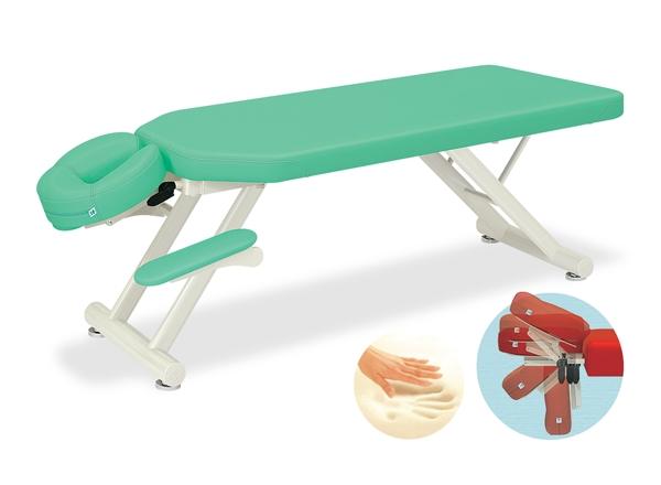 【個人宅配送不可/代引き不可】高田ベッド 18色のカラーとサイズが選べるマッサージベッド  MRイージー  TB-1056  病院/クリニック
