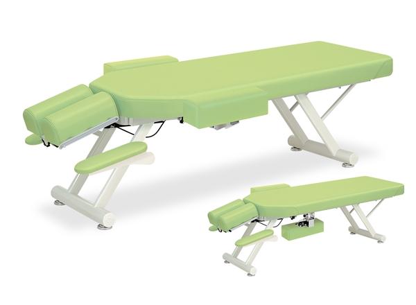 【個人宅配送・代引き不可】高田ベッド 18色のカラーとサイズが選べるマッサージベッド  イージーウイング  TB-845  病院/クリニック