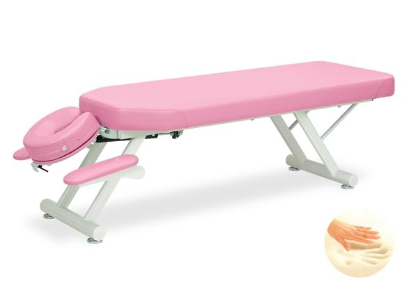【送料無料/代引き不可】高田ベッド 18色のカラーとサイズが選べるマッサージベッド  低反発GSイージー5型  TB-157 病院/クリニック
