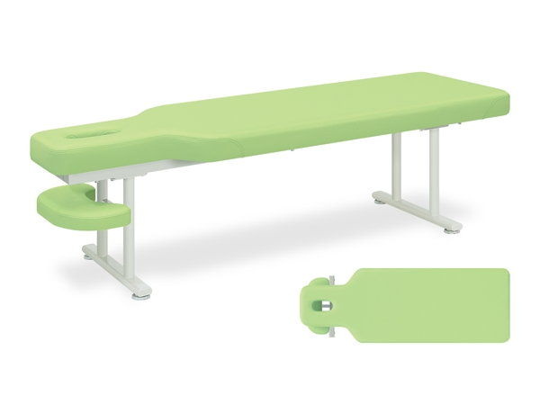 【個人宅配送不可/代引き不可】高田ベッド 18色のカラーとサイズが選べるマッサージベッド  アプローチベッド-2型  TB-917 病院/クリニック