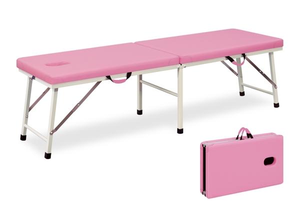 【送料無料/代引き不可】高田ベッド 18色のカラーとサイズが選べるマッサージベッド  有孔粉体ムーブDX  TB-1009U 病院/クリニック/ポータブルシリーズ