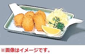 イワイサンプル 54.かきフライ皿盛 外食フードモデル 各種/食品サンプル/栄養指導用フードモデル