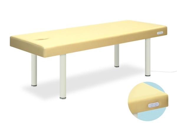 【個人宅配送不可/代引き不可】高田ベッド 18色のカラーとサイズが選べるマッサージベッド  有孔ミント  TB-457U  病院/クリニック/DXベッドシリーズ/診察台