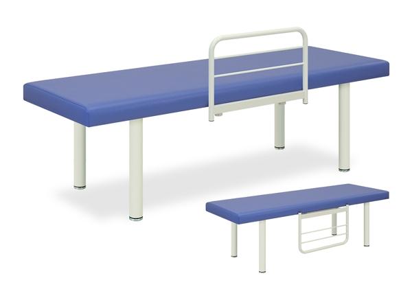 【個人宅配送不可/代引き不可】高田ベッド 18色のカラーとサイズが選べるマッサージベッド   粉体F型DXベッド  TB-145  病院/クリニック/DXベッドシリーズ/診察台