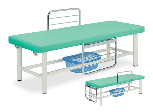 【送料無料/代引き不可】高田ベッド 18色のカラーとサイズが選べるマッサージベッド   609型診察ベッド  TB-609  病院/クリニック/DXベッドシリーズ/診察台