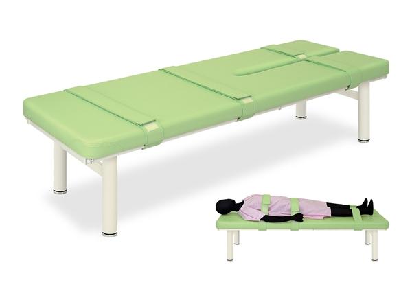 【送料無料/代引き不可】高田ベッド 18色のカラーとサイズが選べるマッサージベッド モーションテーブル  TB-986 病院/クリニック/エクストラシリーズ/診察台