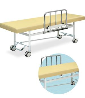 【送料無料/代引き不可】高田ベッド 18色のカラーとサイズが選べるマッサージベッド S型カイザー  TB-427 病院/クリニック/エクストラシリーズ/診察台