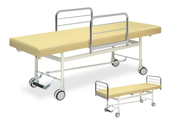 【送料無料/代引き不可】高田ベッド 18色のカラーとサイズが選べるマッサージベッド ランカイザー  TB-429 病院/クリニック/エクストラシリーズ/診察台