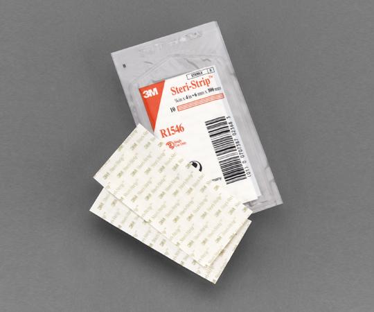 ステリストリップTM(スタンダードスキンクロージャー) R1546 幅×長さ(mm):6×100 パッケージカラー:オレンジ 1箱(10本/袋×50袋入)